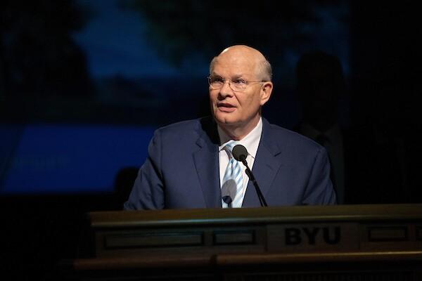 Elder Dale G. Renlund