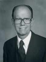 Photo of Ellis T. Rasmussen