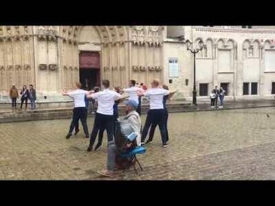BYU Ballroom Dance Company Waltzes in France