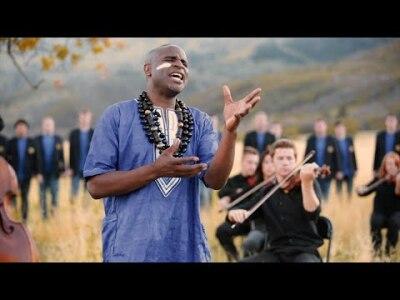Baba Yetu (By Christopher Tin) Lord's Prayer in Swahili - Alex Boyé, BYU Men's Chorus/ Philharmonic