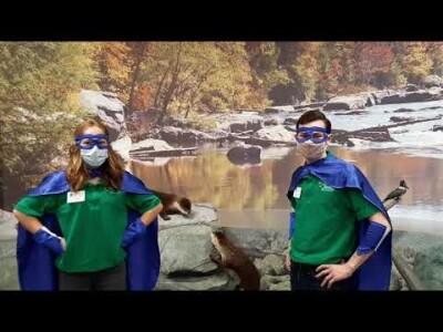 Conservation Kids PSA - Slow the Flow