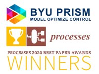 GEKKO Optimization Suite Selected as a 2020 Best Paper