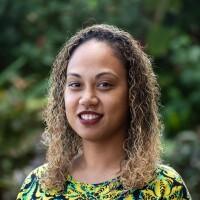 Portrait of Amelia Mauafu