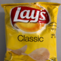 photo of Lay's classic potato chips