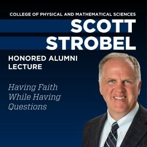 Scott Strobel Lecture