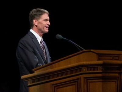 BYU Devotional: Putting off the natural man and becoming saints