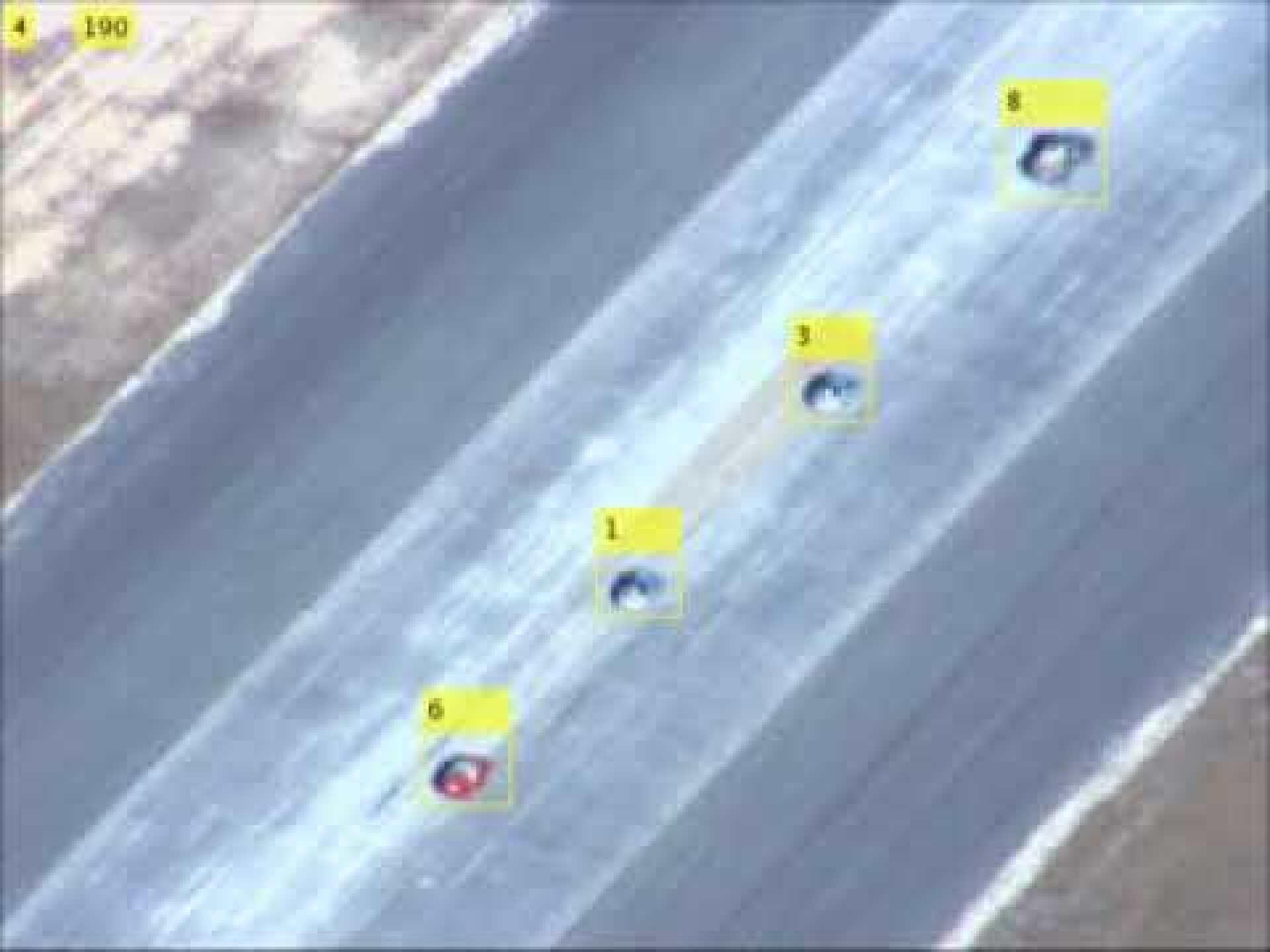 UAV Target Tracking