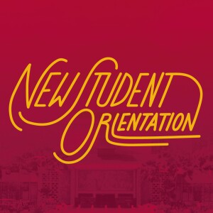 New Student Orientation Logo