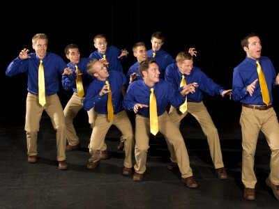 BYU's Vocal Point a cappella group celebrates 20 years
