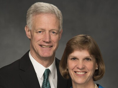 President and Sister Worthen