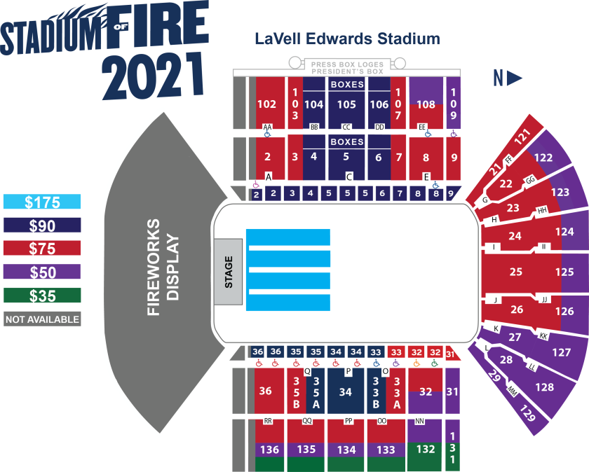 SOF 2021 PRICING MAP New