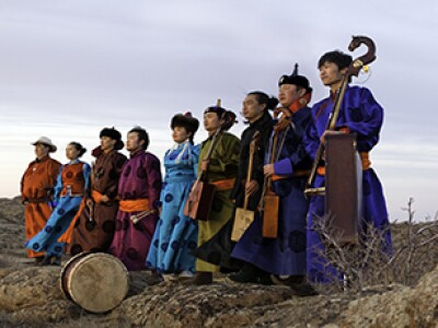 Mongolian Music Group Anda Union to Perform at BYU Oct. 27