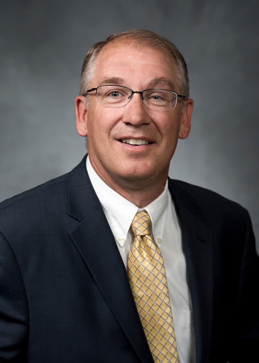 Dr. Steven Shumway portrait