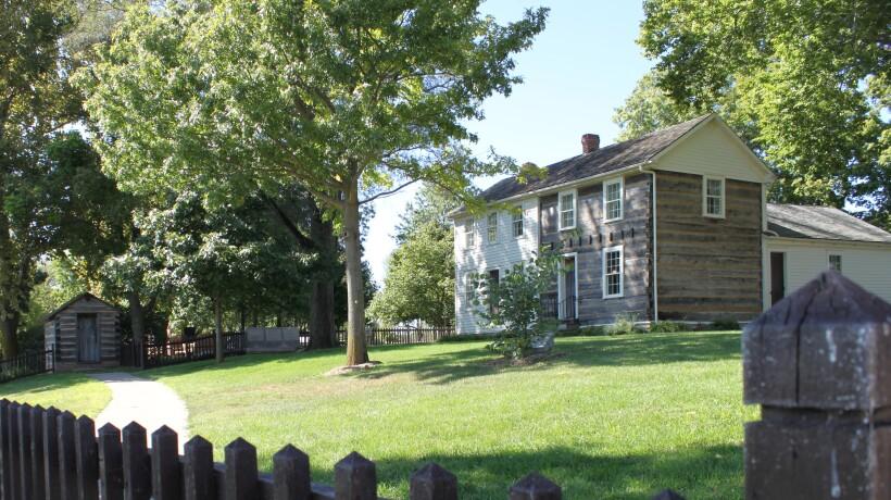 Historic Nauvoo home