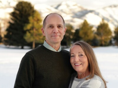 Steve Tueller says serving with Married Student Stake leaders and members has been a blessing