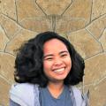 Portrait of Pristine Domingo