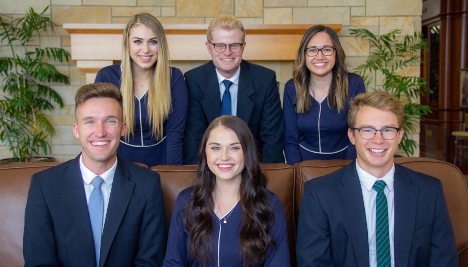 The 2020-2021 Student Alumni Executive Board