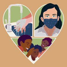Students share why they chose to keep themselves and others safe during the pandemic