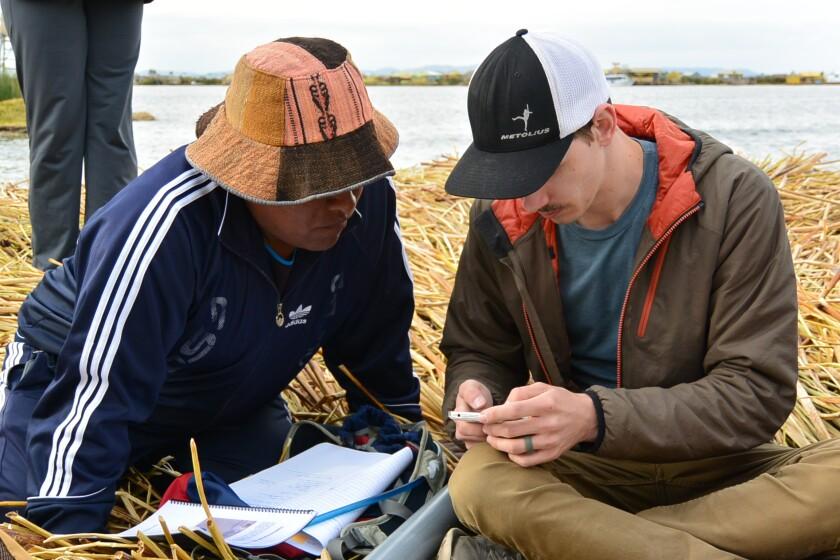 2017_Weidman_Peru_Working in the Field