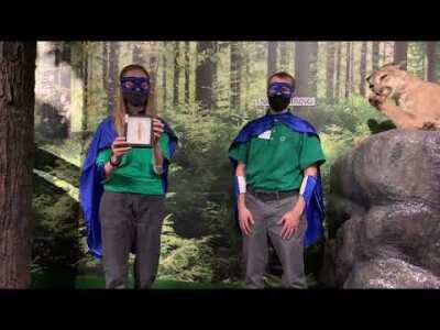 Conservation Kids PSA - Spring