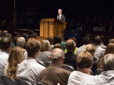 President Worthen to Faculty and Staff: Seek Inspiration from the Mission Statement