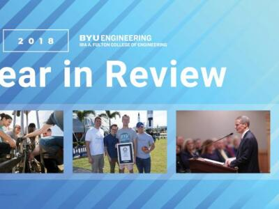 2018 in review: College of Engineering highlights