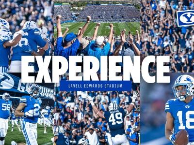 Experience LaVell Edwards Stadium