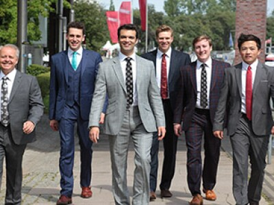 The King's Singers, a cappella royalty, to croon at BYU, Feb. 17-18