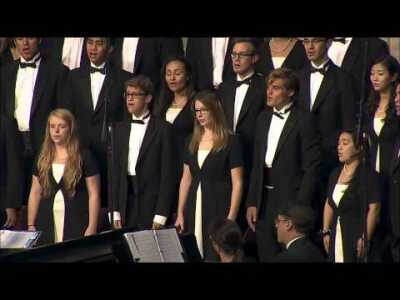 "BYU–Hawaii  Concert Choir's ""Homeward Bound"""