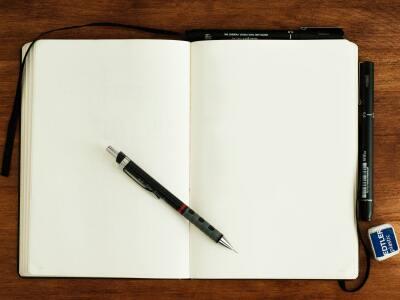 Nelson Field Notebook