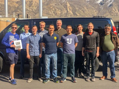 ECE Research Team Collaborates with Researchers from Universities in Mexico