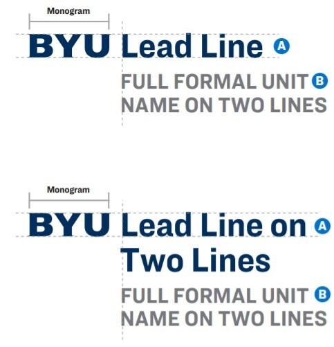 Image of byu lead line
