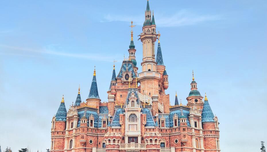 Disneyland Park in Shanghai