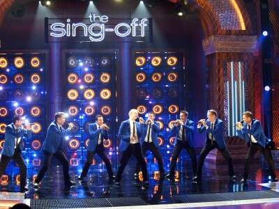 "BYU's ""Vocal Point"" competes on NBC's 'The Sing-Off' this fall"